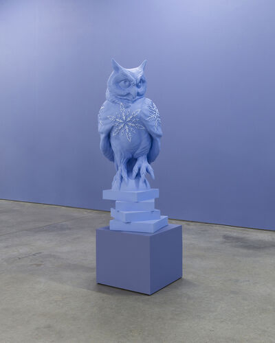 Sandy Skoglund, 'Owl # 3', 2017