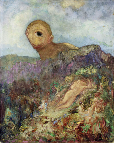 Odilon Redon, 'Le Cyclope (The Cyclops)', ca. 1914