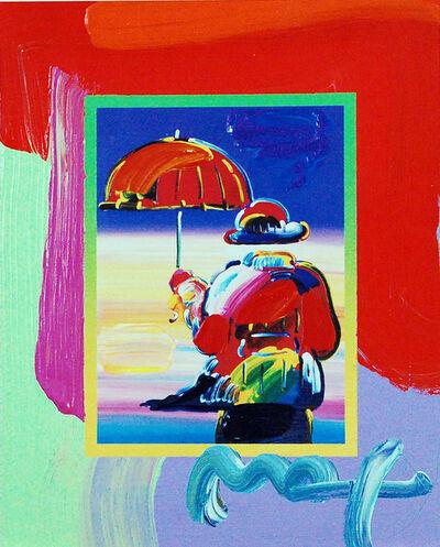 Peter Max, 'Umbrella Man on Blends 2007 #3281', 2007