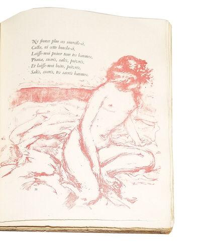 Pierre Bonnard, 'Parallèlement', 1900