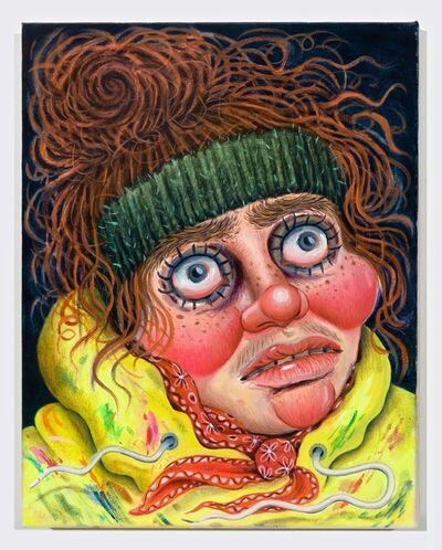 Rebecca Morgan, 'New Hampshire Self Portrait', 2019
