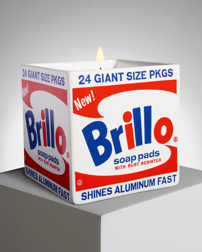 Andy Warhol, 'Brillo Box', ca. 2015
