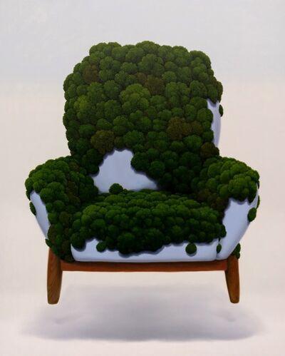 Jong Yong YANG, 'Chair Moss ', 2019