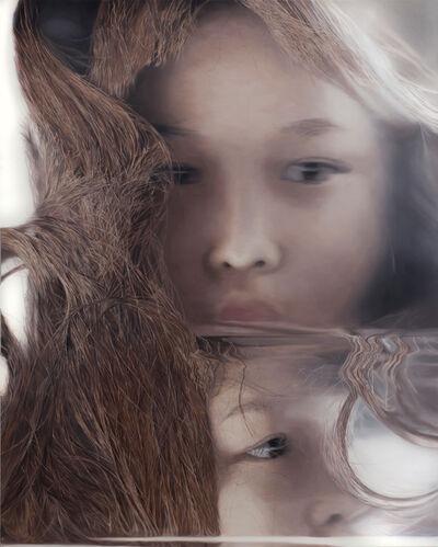 Seok Ho Kim, 'Deformation Portrait #5', 2015
