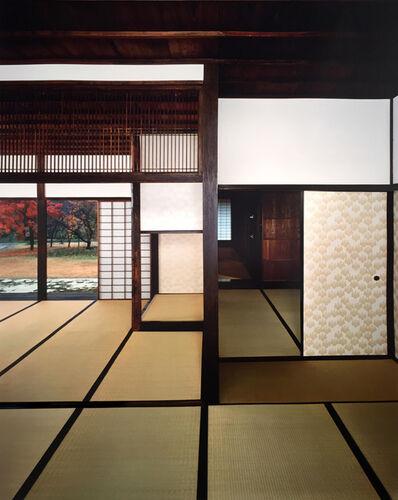 Yasuhiro Ishimoto, 'Katsura Old Shoin from the North East', 1982