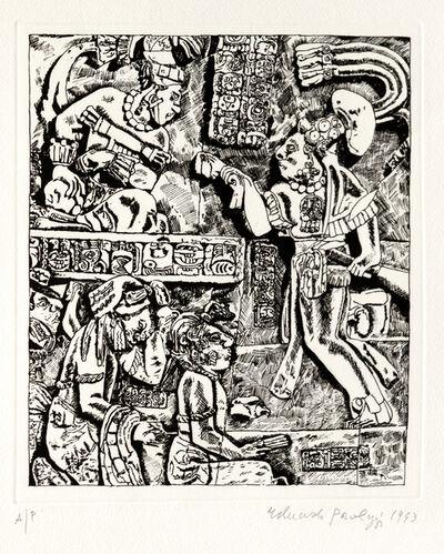 Eduardo Paolozzi, 'Museum Study (2)', 1993