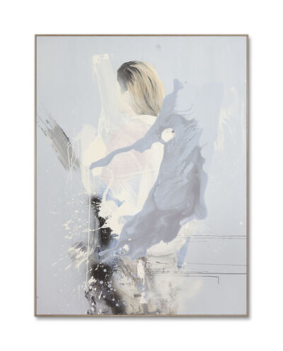 Pabli Stein, 'Chica deportiva', 2017