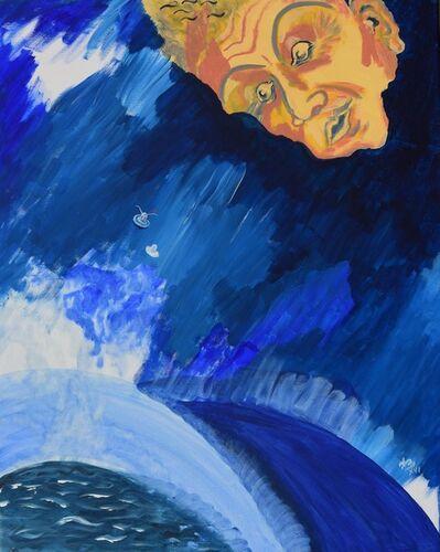 Traute Macom, 'more far away than the sea', 2015