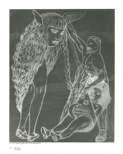 Pat Andrea, 'Klinger suite (12 Night)', 2012