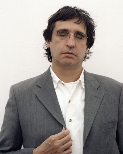 Jose Luis Santalla, 'Suso Saiz (Serie Closed)', 2006