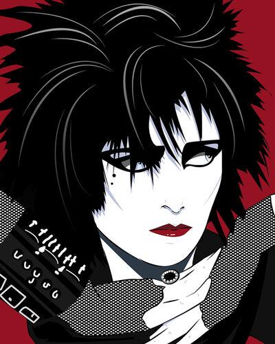 Agent X, 'Siouxsie', 2018