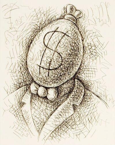 Tom Otterness, 'Wealthy Man', 1997
