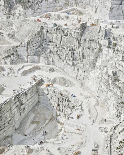David Burdeny, 'Cava Bianco III, Carrara, IT', 2018