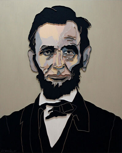 Lee Waisler, 'Lincoln', 2007