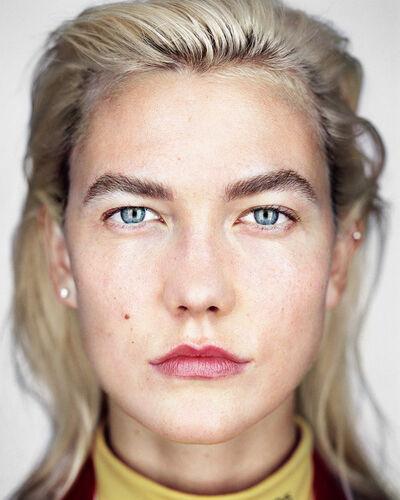 Martin Schoeller, 'Karlie Kloss', 2017