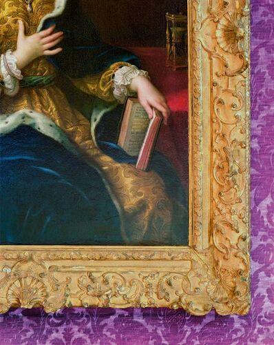 Robert Polidori, 'Françoise d'Aubigne, marquise de Maintenon, MV 3637, by Pierre Mignard, 1694. Salle St Cyr et de Madame de Maintenon, (89) ANR.02.007, Salles du XVII, Aile du Nord - 1er etage, Versailles (RP.Vers.v1p234)', 2008
