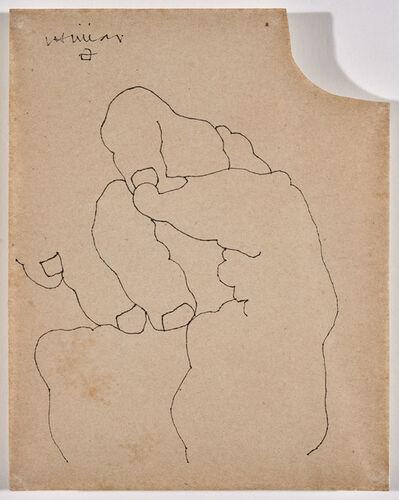 Eduardo Chillida, 'Hand', 1986