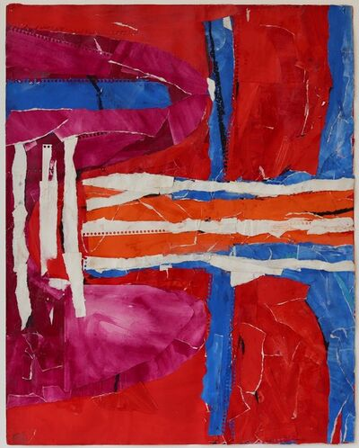 Fritz Bultman, 'Venture', 1962