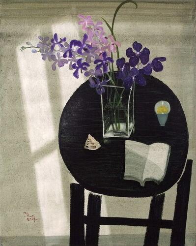 Dong Shawhwei 董小蕙, 'Rhythm of the Purple: Orchid 紫韻-蘭花', 2017