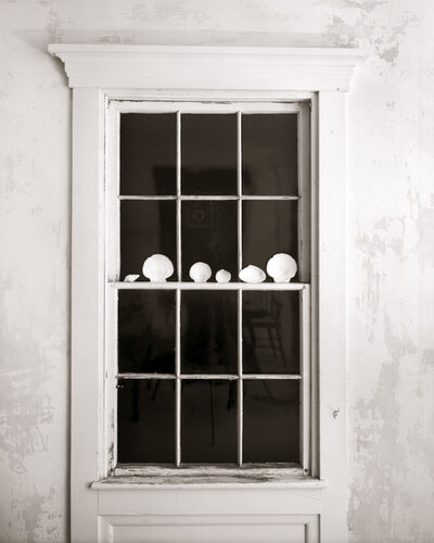 Linda Connor, 'Window with Shells at Night, from The Olson House', 2006