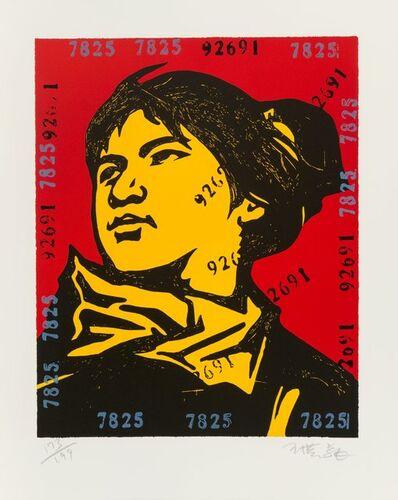Wang Guangyi 王广义, 'The Belief No. 5', 2006