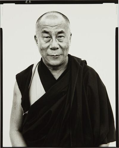 Richard Avedon, 'His Holiness The Dalai Lama, Kamataka, India, January, 1998'