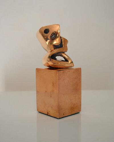 Parviz Tanavoli, 'Bronze Heech', 2002