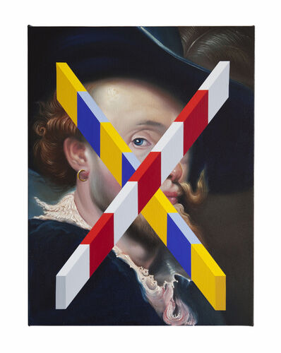 Peter Daverington, 'Madison Avenue', 2018