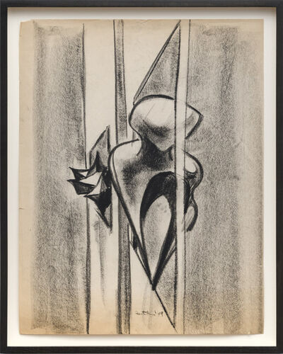 Lorser Feitelson, 'Untitled', 1949