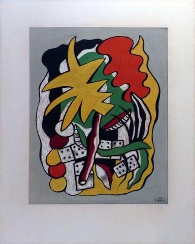 Fernand Léger, 'Composition aux dominos ', 1947