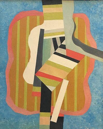 Patrick Burke, 'Improvisation', 1963