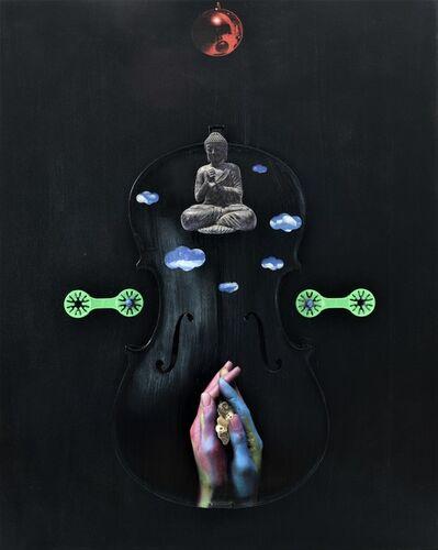 Kulim Kim, 'Yin and Yang 16-S 58', 2016