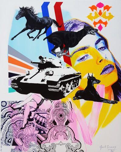 Jack Graves III, 'Cara Delevingne Supreme', 2020