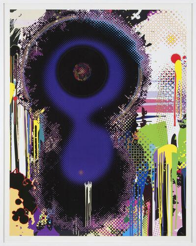 Takashi Murakami, 'NGC 237-2 (Gemini Nebula)', 2010