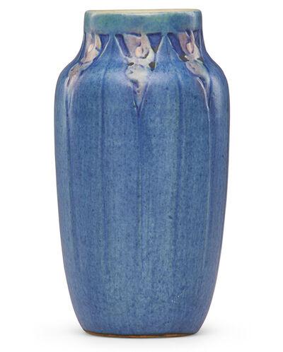 Sadie Irvine, 'Vase with stylized flowers', 1927