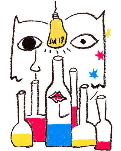 Luigi Cuchillo, 'C.I.: 42', 2017