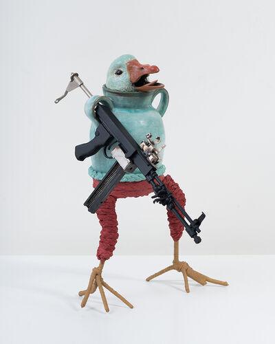 Ravi Zupa, 'New York Birdpot Creature 7', 2019