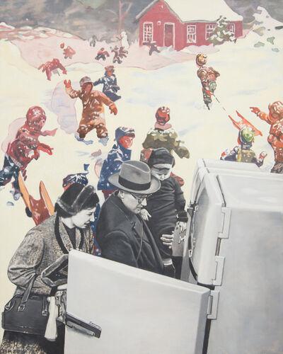 Martin Mull, 'Cold', 2015
