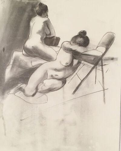 Thomas John Carlson, 'Nude 2', ca. 2018