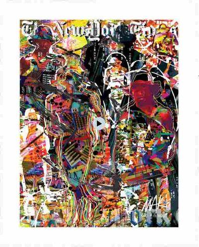MAK Koerich, 'PLURAL JUNGLE', 2019