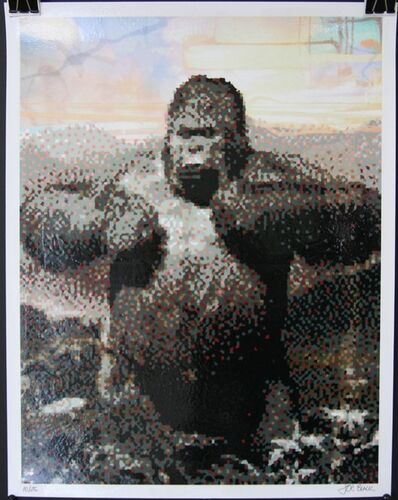 Joe Black, 'The Ape Faxt', 2009