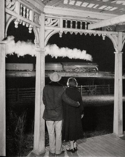 O. Winston Link, 'The Popes, Max Meadows, Virginia', 1957