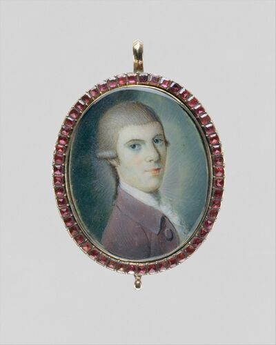 Henry Benbridge, 'Portrait of a Gentleman', ca. 1770