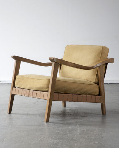 "Greta Magnusson Grossman, '""Palimino"" lounge chair', ca. 1947"