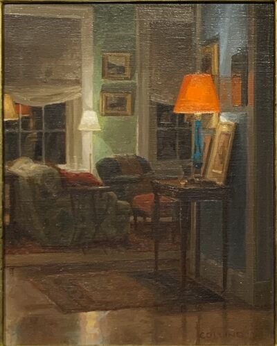 Jacob Collins, 'Evening Interior', 2009