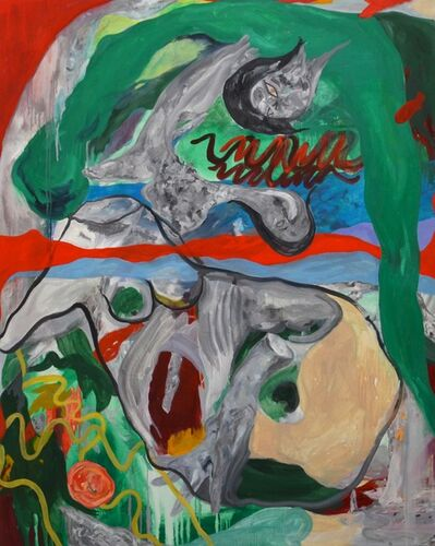 Hiro Tsuchiya, '自然との関係', 2015