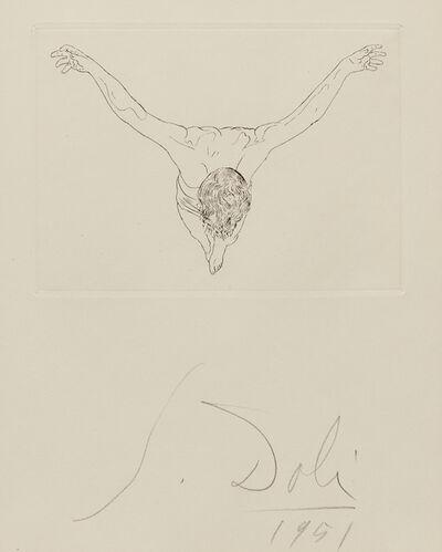 Salvador Dalí, 'Manifeste mystique (Mystic Manifesto)', 1951