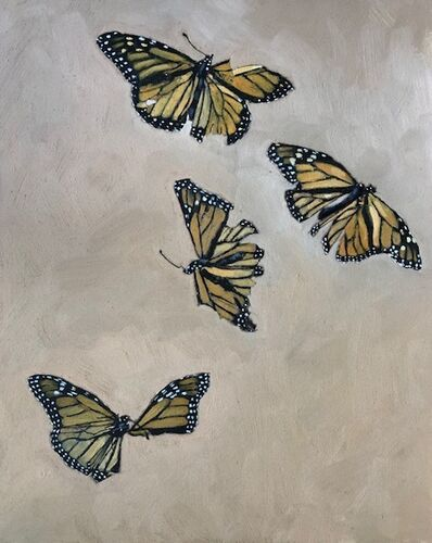William Ciccariello, 'Butterflies II', 2020