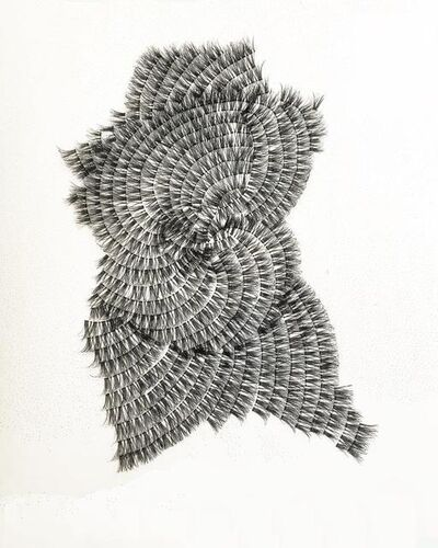 Soheila Sokhanvari, 'Song of Myself (Self-portrait 1980)', 2017