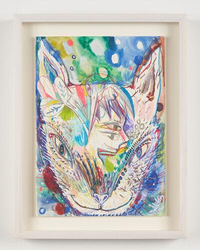 Yusuke Asai, 'To the Lunar Surface', 2018